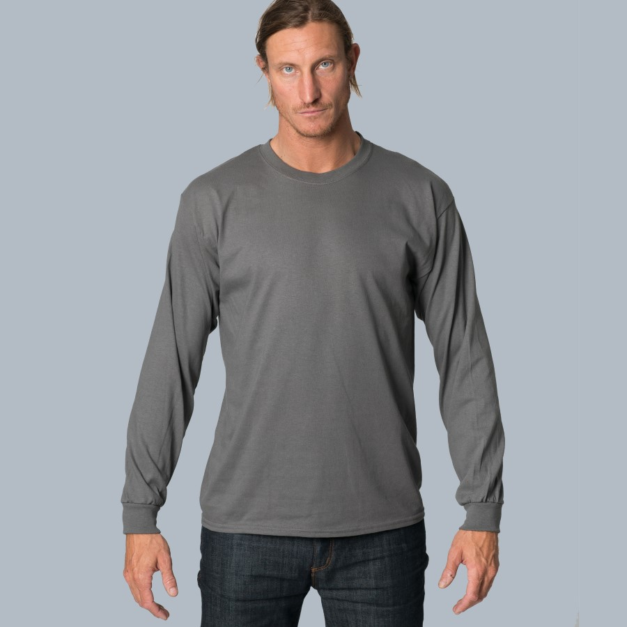 GILDAN 2400 ULTRA COTTON LONG SLEEVE T SHIRT - Screen Fiend