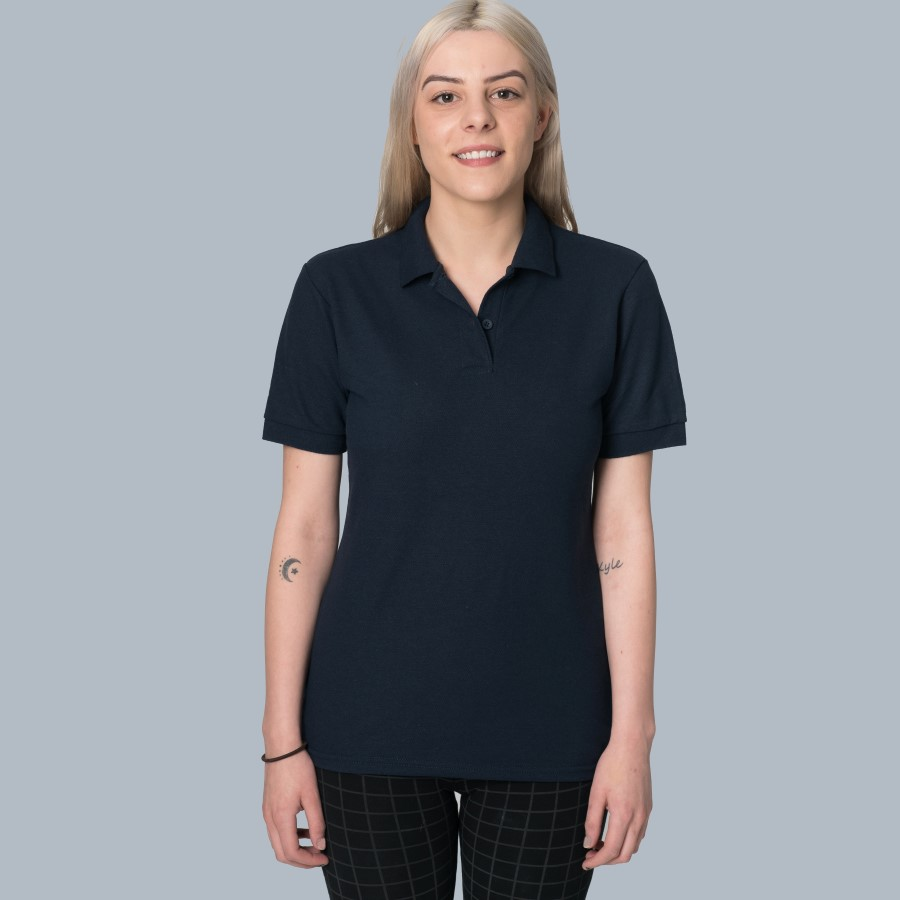 Gildan 94800l Dryblend Ladies Pique Sport Polo Shirt